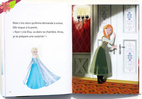 Collection Mes Premières Lectures Hachette :  La Reine des Neiges - Une fête givrée