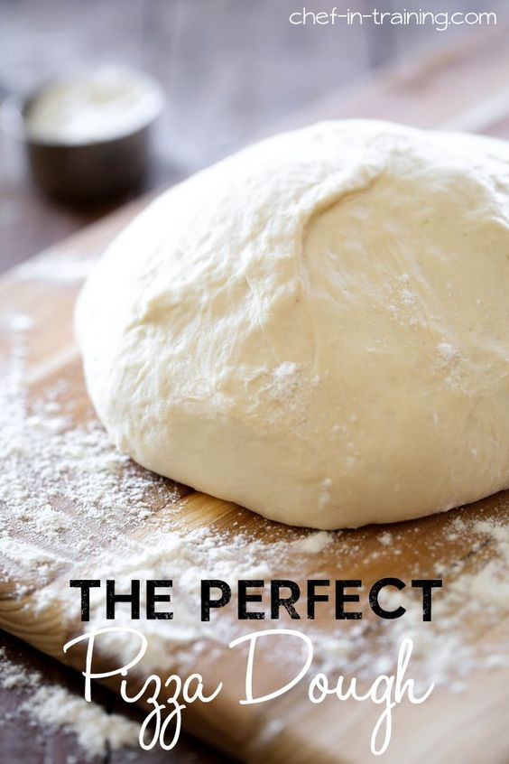 About 4 or 5 years ago, we had my brother-in-law, Jeff, and sister-in-law, Katie, over to our house for dinner. While the boys were out golfing, Katie and I brainstormed on what to make. That is when she first introduced me to the fool-proof pizza dough recipe her aunt had given to her. It is