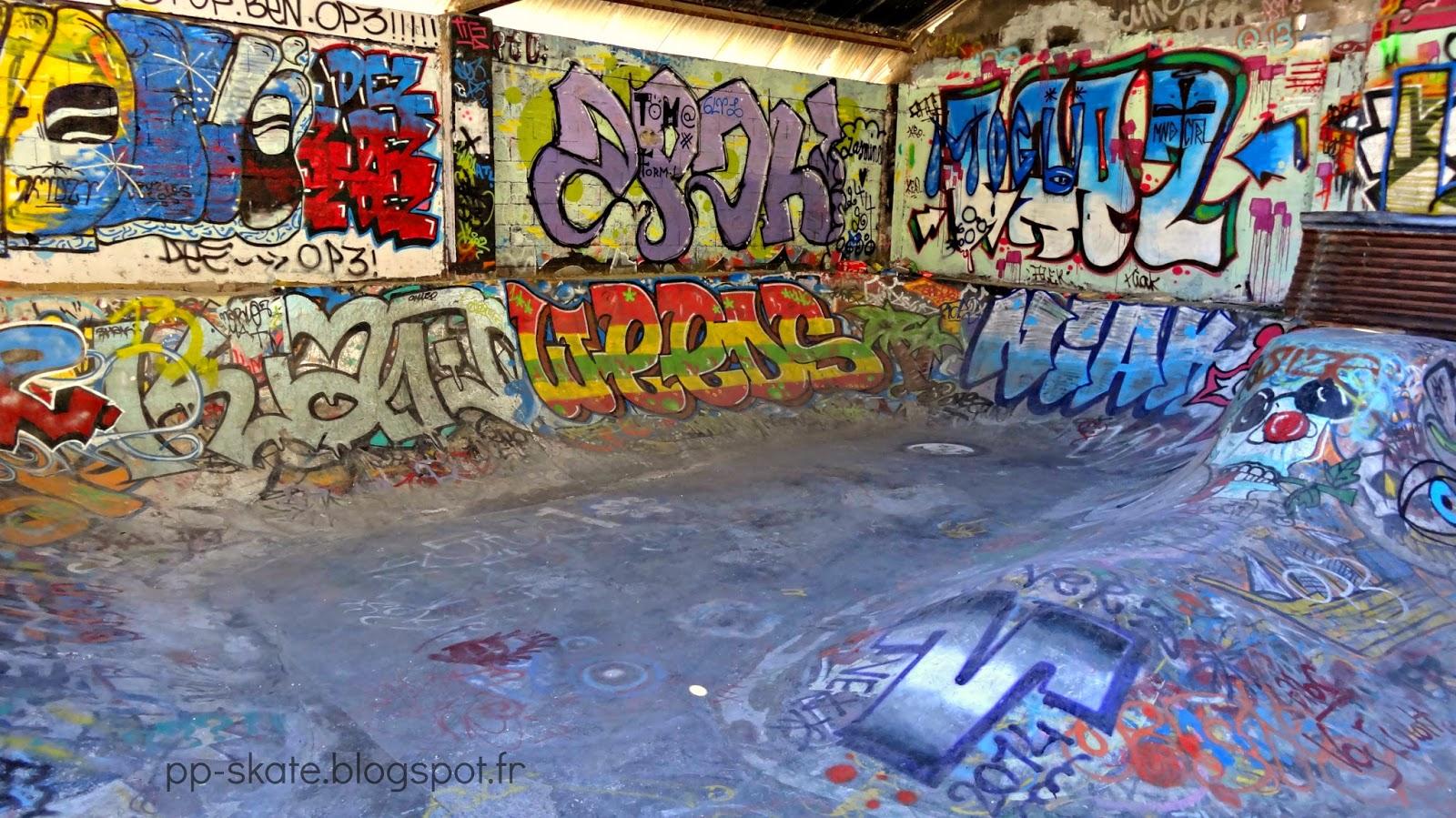 Skatepark La caserne