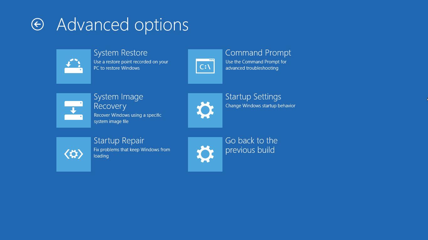 Tạo phân vùng phục hồi 450 MB để sữa chữa khởi động phục hồi hoặc reset Windows 10