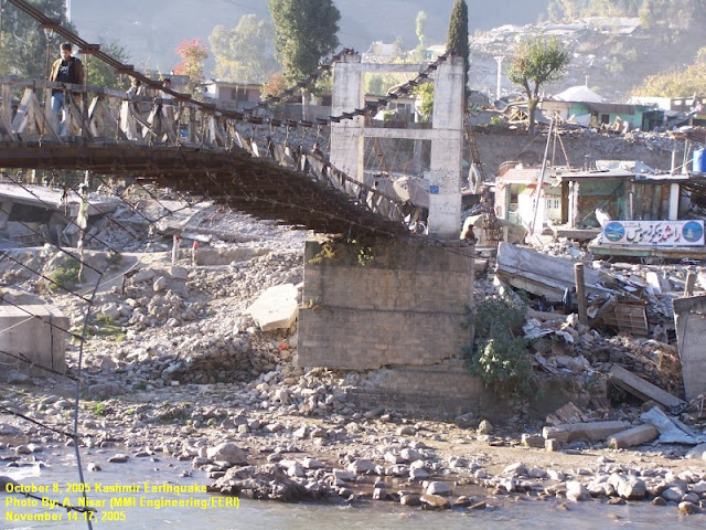 The Kashmir Earthquake of October 8, 2005: Impacts in Pakistan