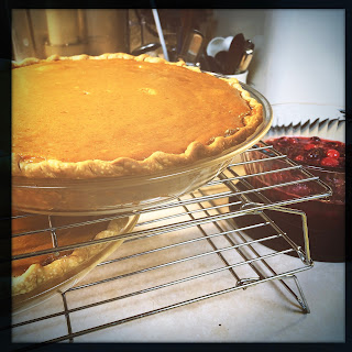 Pumpkin pie by Beth Fish Reads