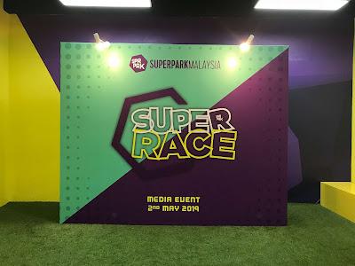 Superpark Malaysia  Super Race Contest