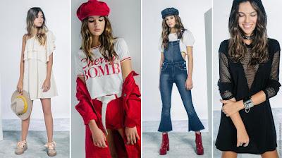Moda primavera verano 2018 juvenil. | Moda 2018: vestidos, pantalones, monos y blusas primavera verano 2018 47 Street.