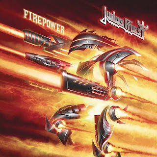 "Judas Priest - ""Never The Heroes"" (lyric video) from the album ""Firepower"""