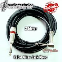 Kabel Gitar Jack Akai Mono To Akai Mono ' L ' 2 Meter