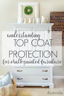 understanding top coat protection options for painted furniture
