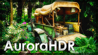 Using The Image Radiance Tool To Improve HDR Photos - AuroraHDR 2018 Tutorial