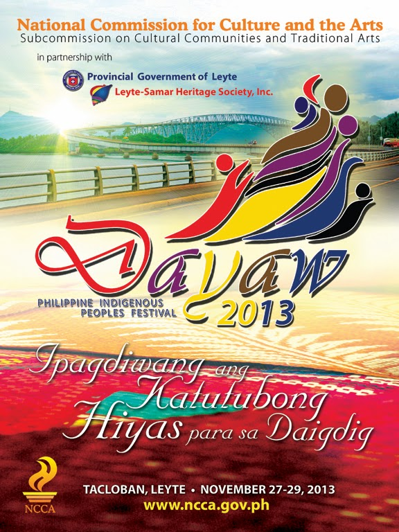 Dayaw 2013 : October is Indigenous Peoples Month ~ Wazzup
