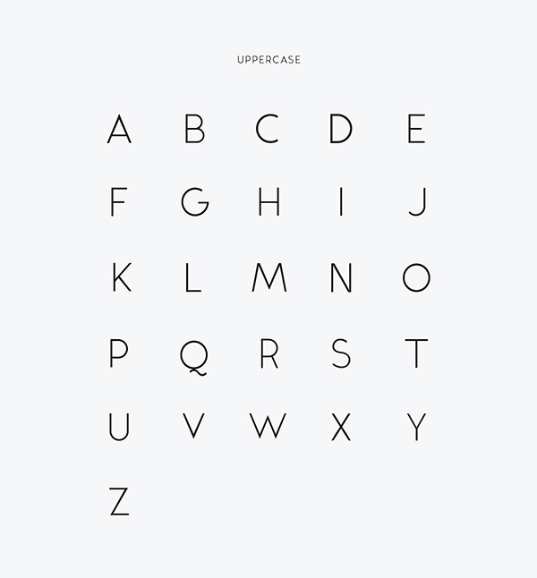 Download Gratis Font Terbaru September 2015 - Alcubierre Typeface