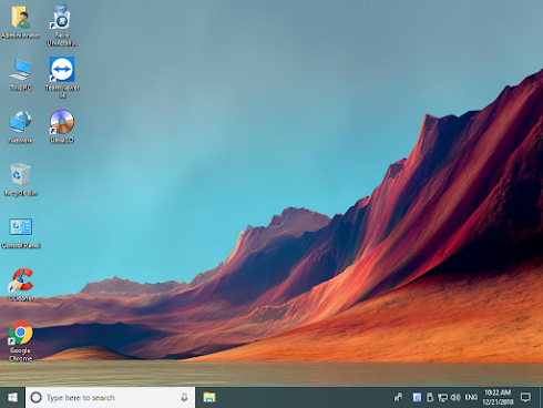 Bộ cài Windows 10 Pro for Workstations, Version 1809, OS Build 17763.195 (64-bit)