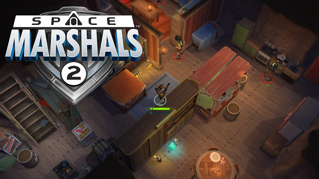 Space Marshals 2 Terbaru