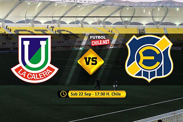 PREVIA: Unión La Calera vs Everton