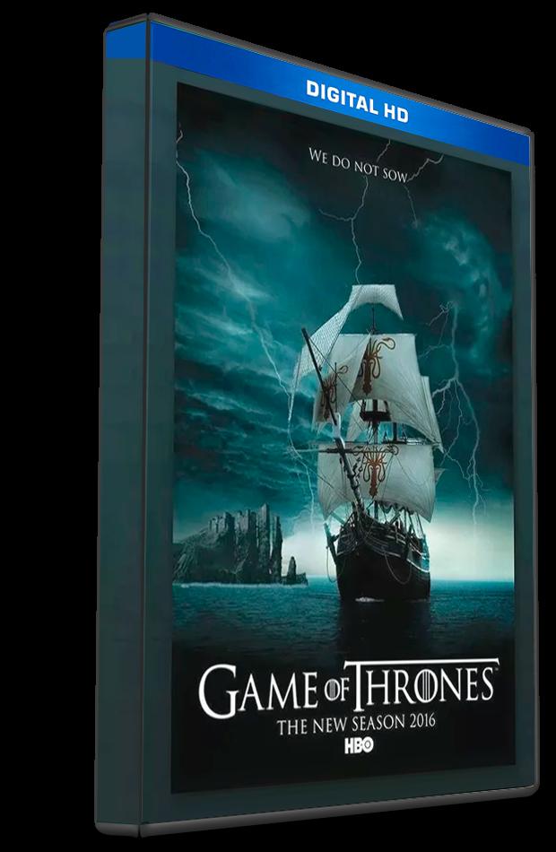 Game of Thrones 6ª Temporada Torrent - 1080p Dual Áudio (2016)