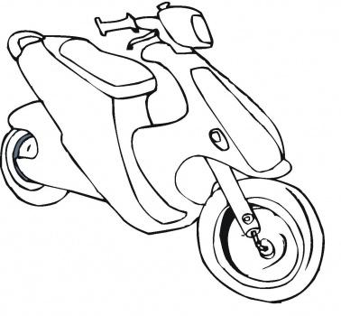 Desenhos Para Colorir Transportes Terrestres