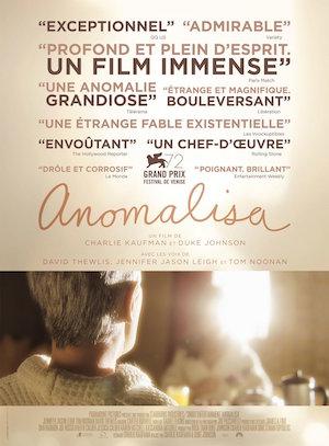 Poster Anomalisa 2015