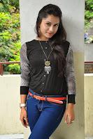 HeyAndhra Actress Smithika Acharya Glamorous Photos in jeans HeyAndhra.com