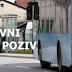 Javni poziv za subvencioniranje usluga obavljanja javnog prevoza putnika