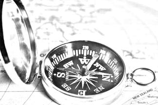 kompas memanfaatkan magnet jarum
