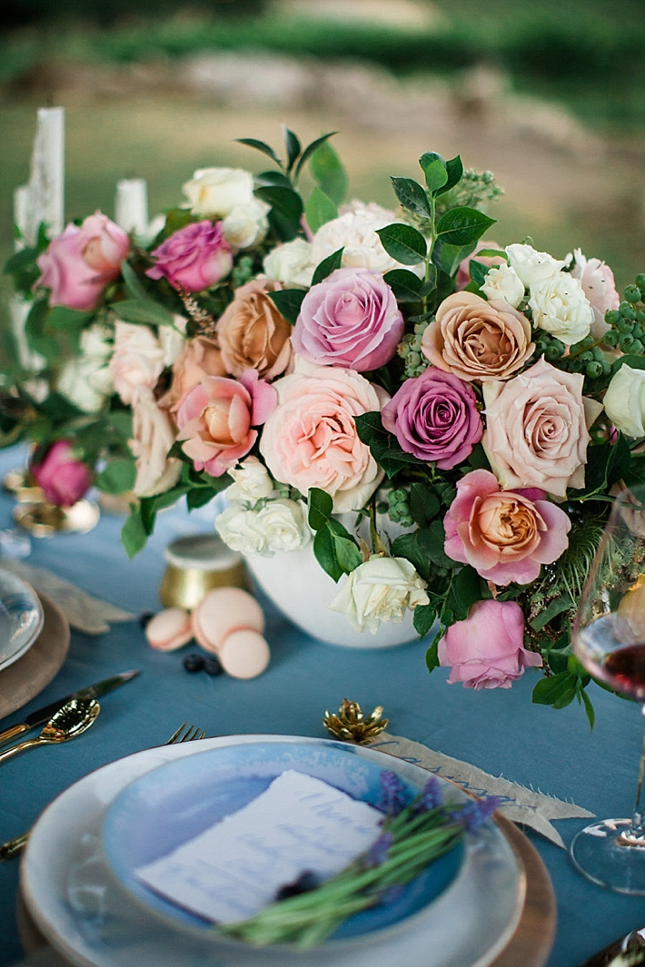 Spring Wedding Ideas at Hammersky Vineyards in Paso Robles