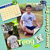 Teng Lequin - January 2017 Calendar Boy #TeamRunnerRocky