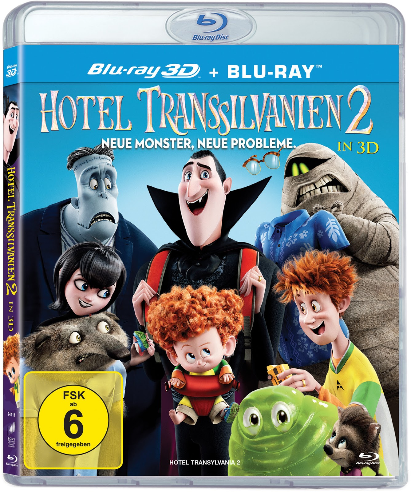 Hotel Transsilvanien 2