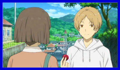 Natsume's Book of Friends Movie: Ephemeral Bonds