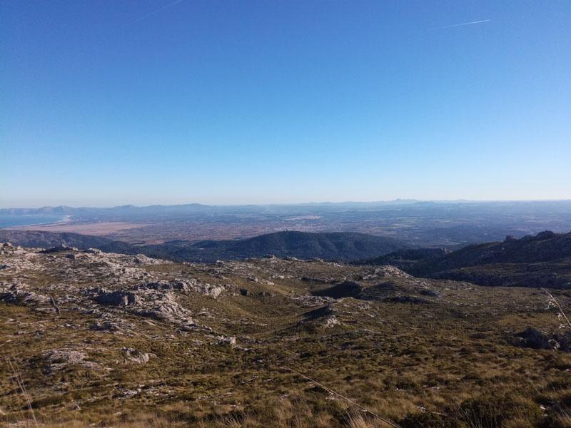 Abitiamo laggiù nella pianura :-)