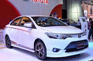 Giá xe Toyota Vios chỉ từ 500 triệu