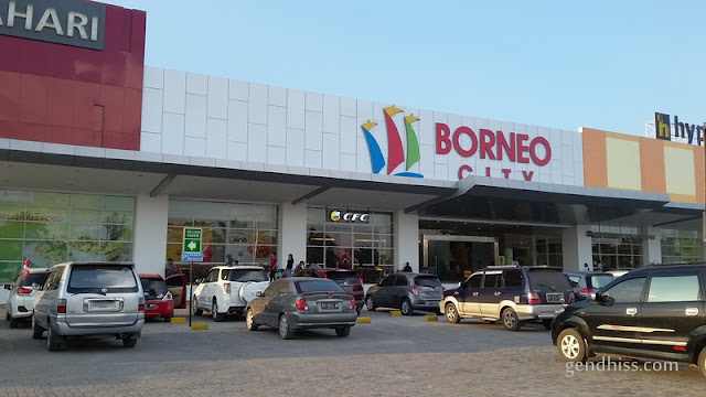 Borneo City Mall