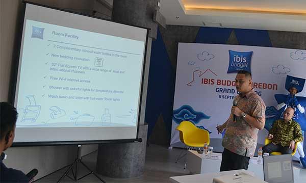 ibis hotels beberkan peta bisnis cirebon