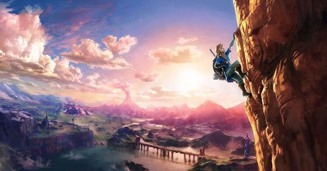 Comparan la tasa de imágenes/segundo de Zelda Breath Of The Wild: Wii U VS Switch 1