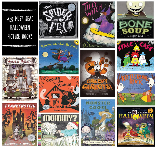 Our favorite Halloween books for kids.