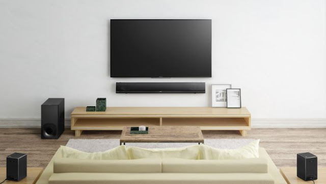 home TV SoundBar