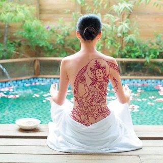 Desenho Buda Para Tattoo
