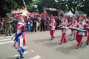 Amankan Parade 1000 Komunitas, BPPKB Lebak Terjunkan Seluruh Anggota