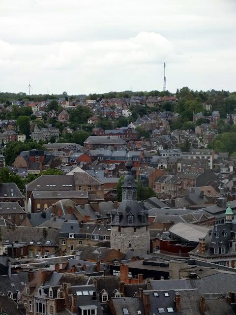 preciosas vistas de Namur