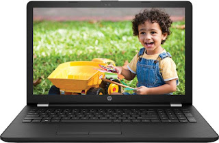 HP Imprint Core i3 6th Gen - (4 GB/1 TB HDD/DOS) 15-BS542TU Laptop  (15.6 inch, SParkling Black, 2.1 kg)