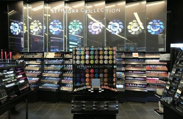 Loja Sephora em San Francisco
