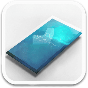 3D Parallax Background