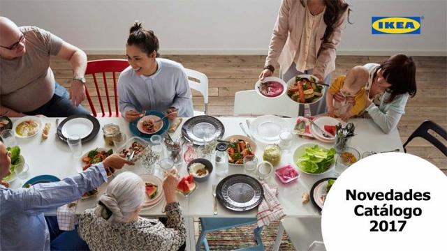 Catálogo Ikea 2017- Novedades que te van a enamorar!