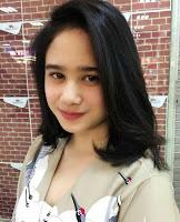 Tissa Biani Azzahra Pemeran Aisha disinetron Catatan Harian Aisha RCTI