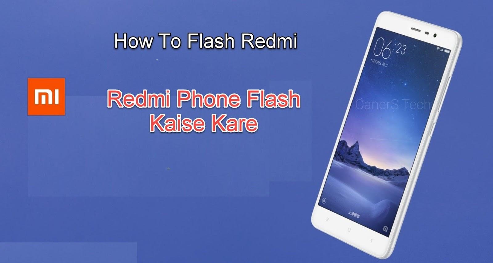 Xiaomi-Redmi-Flash