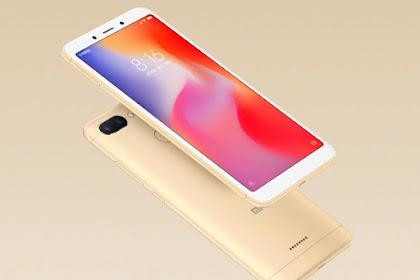 Baru Dirilis! Ini Spesifikasi Lengkap Xiaomi Redmi 6A Hanya 1 Jutaan!!