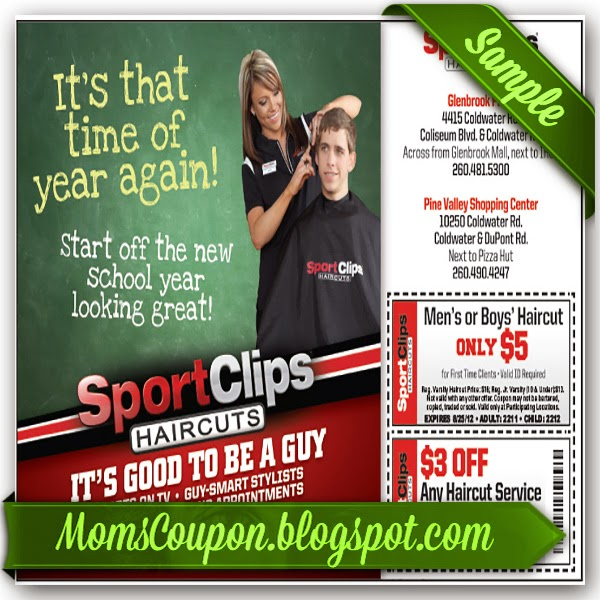 Sport clips coupons free haircut