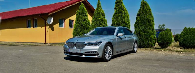 2016 BMW 740Le xDrive iPerformance First Drive
