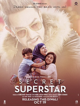 Secret Superstar-Shakti Kumar-Aamir Khan-Advait Chandan-Zee Studios-Vibha Choprs-Actor Hemu Shetty-Zaira Wasim