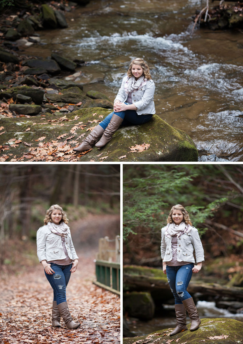 Emily Courson AC Valley High School Senior Fox Burg PA Buttler, PA Photographer Sandra Jackson Photography