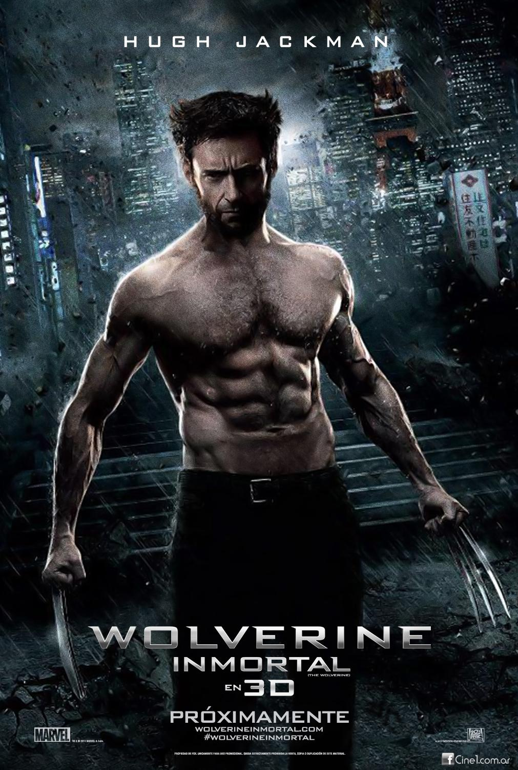 The Wolverine 2013 - Full (HD)