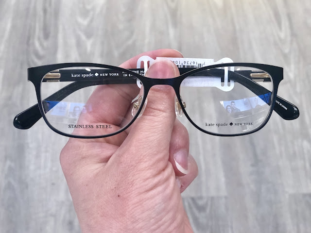 Kate Spade Eyeglasses - Theodore and Pringle Optical, Bayview Village -Vision Health Month